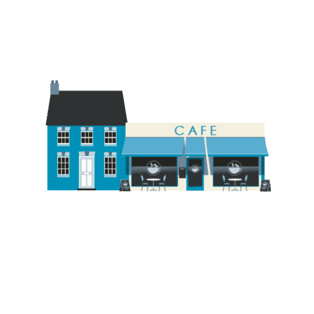 house-and-cafe-icon